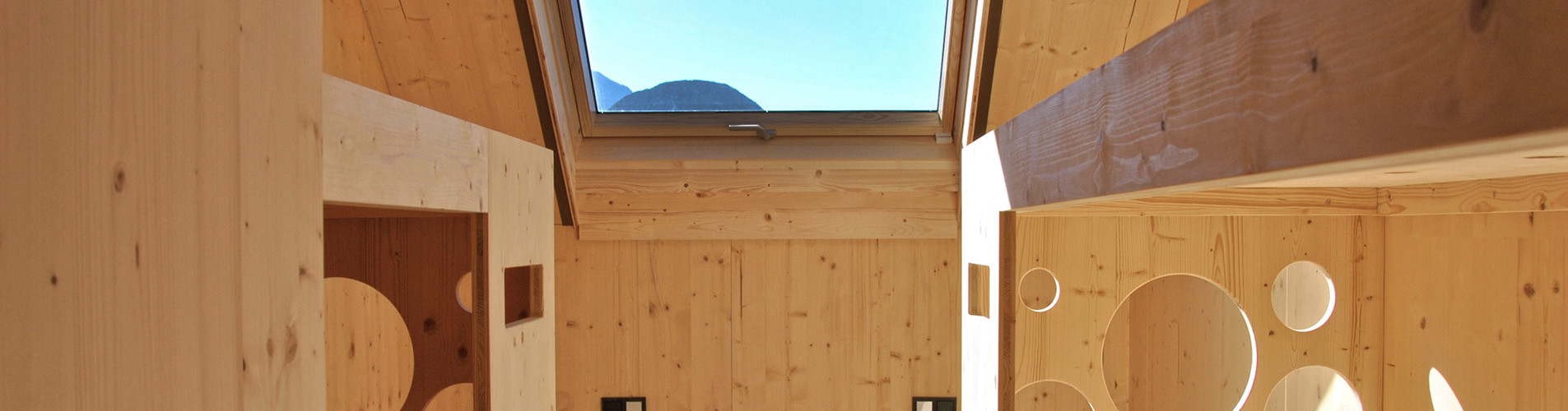 Franz-Fischer-Hütte, copyright Architextur Lüftenegger